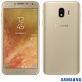Samsung Galaxy J4 Dourado, com Tela de 5,5, 4G, 32 GB e Câmera de 13 MP - J400M 46030