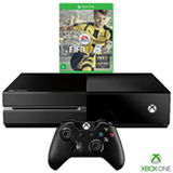 Console Xbox One 500GB sem Kinect + Jogo Fifa 17 ( Download )