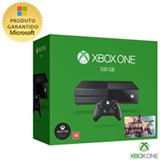 Console Xbox One 500GB sem Kinect + Jogo Battlefield 1 ( Download )