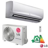 Ar Condicionado Split LG Hi - Wall Libero E+ Inverter V com 9.000 BTUs Frio Branco - US - Q092WSG3
